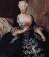Frederick II wife, Elizabeth Christine