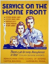 World War I (Homefront)