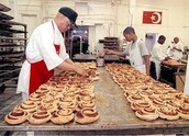 Making baked cinnamon roles