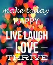 TIME TO HAVE THE BEST THRIVE EXPERIENCE YOU DESERVE!