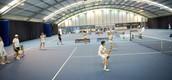 Instalaciones perfectas para el tenis