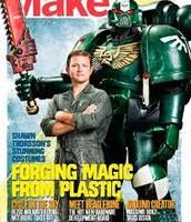 Make Magazine, Forging Magic From Plastic