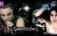 Mi primera portada de Evanescence l