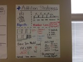 Solving Addition problems using other methods besides the standard algorithm!