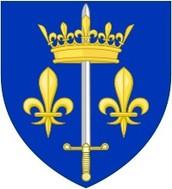 joan of arc shield