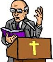 Pastor/Priest/Minister