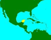 Yucantan Peninsula