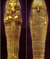 King Tuts Coffin