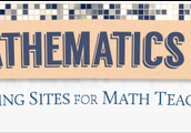 Leading Sites for Math Teachers
