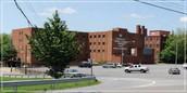 Campus in Greeneville