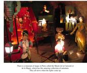 Museum of magic in Paris