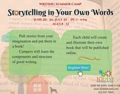 Storytelling in Your Own Words