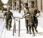 Old-Fashioned Games