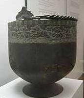 late roman brass bucket