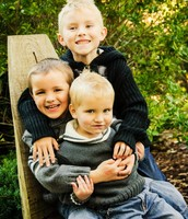 Noah, Owen & Cooper
