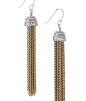 SOLD - Selby Fringe Earrings
