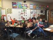 Teacher Challenge Lunch!
