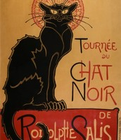 Tournee du Chat Noire
