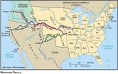 Three Trails Map