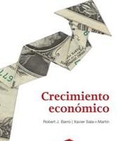 Crecimiento Económico de Robert Barro y Xavier Sala i Martin