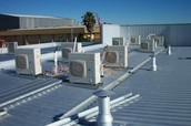 Choose a best solution of Commercial air conditioning