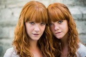 Adeline and Emmeline March