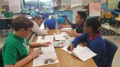 More collaborative learning!