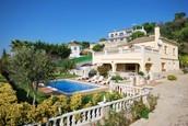 The pleasure Villas of Benijofar