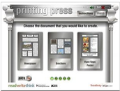 Newspapers, Brochures and Flyers