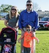 Mr. Kiser and Family