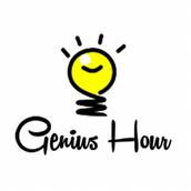 GENIUS HOUR IDEAS