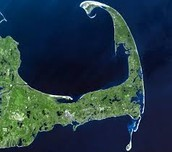 Over View Of Cape Cod