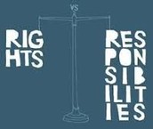 Your rights and responsibilities online