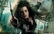 Everyone knows Bellatrix!