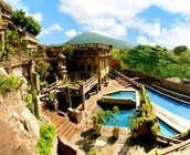+ Viaje a las montañas e inmersion en las termas volcanicas de  SANTA TERESITA +masajes mayas