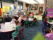 Mrs. Rybicki's Kindergarten Class