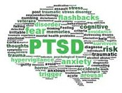 Around 8% of Americans have PTSD.