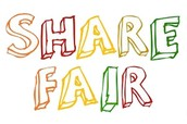 Thank you for making Share Fair a Success!