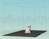3D .stl file in Makerbot Desktop:  Replicator 2