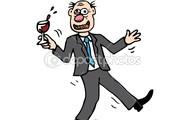 Sir Toby found drunk