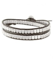 Nugget Wrap Bracelet - $20