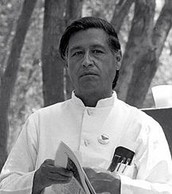 Cezar Chavez mas grande.