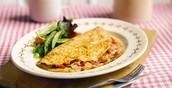 une omelettle