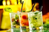 Cairipinhas e outros Drinks