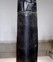 The Stele of Hammurabi