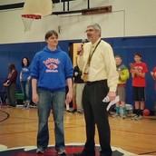 Blake Shinn - Distinguished Educator!