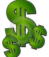 Money Indicating The Economy