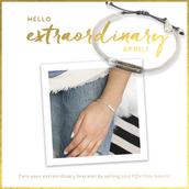 These EXTRAORDINARY stylists scored the stylist exclusive bracelet!