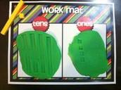 Play Doh Work Mat