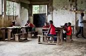 Clase en Equatorial Guinea